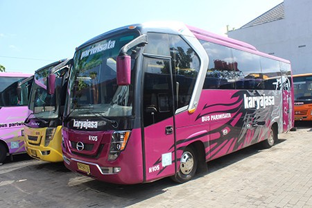 AC Medium 39 Seats (2-2)  -  Kode H Warna